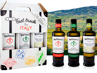 Healthy, fresh food with #EVOO from Bellucci Premium - Fast Track to Italy Bellucci Olive Oil Giveaway