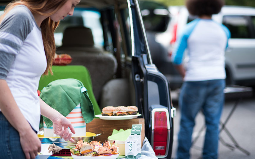 Tailgating Points and Hacks — For the Win!