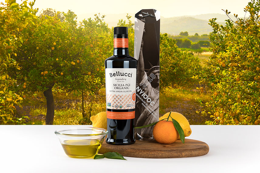 Meet Our Award-Winning Legendary EVOO!