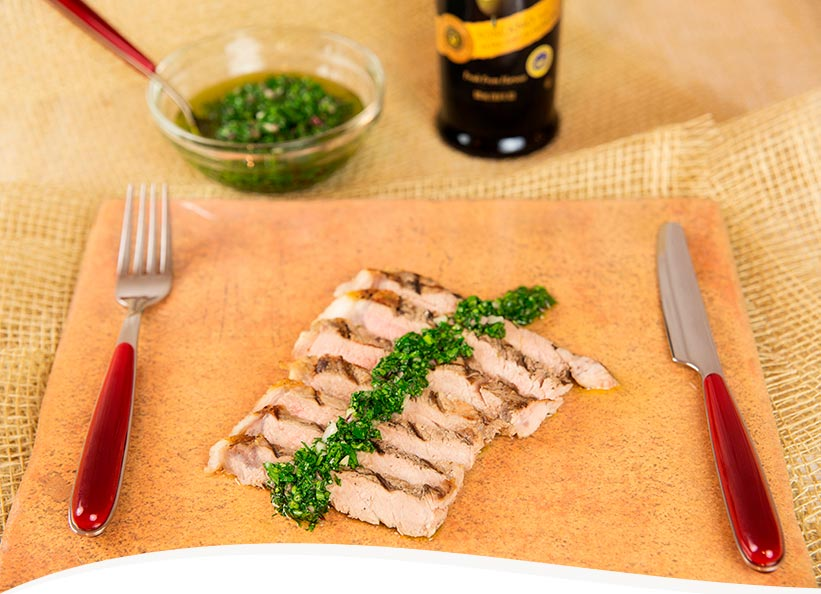 Rustic Marinade for Grilled Meat